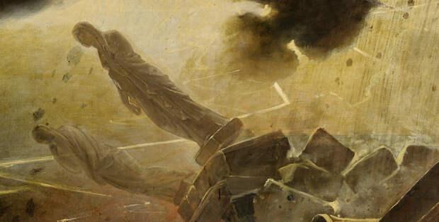 «Последний день Помпеи». Занимательные факты о самой известной картине Брюллова