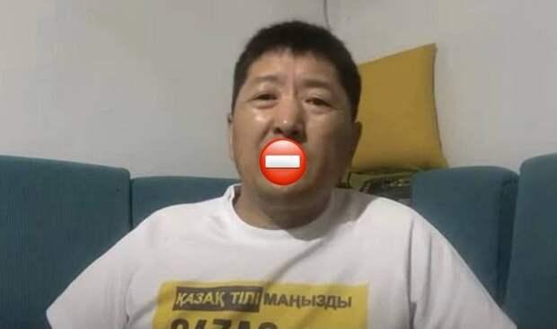 В Казахстане оштрафован блогер-русофоб