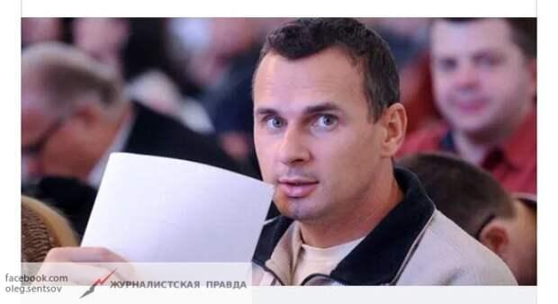 Сенцову стало стыдно за Зеленского после его разговора с националистами