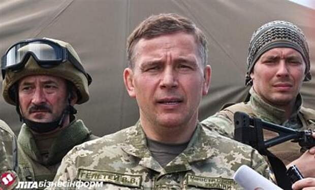 Гелетей анонсировал создание Службы внутренней безопасности МО