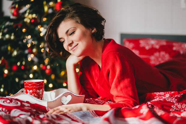 Как расслабиться перед Новым годом? 9 проверенных способов!