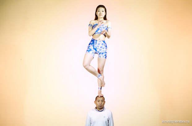 Ли Вэй: искусство иллюзий