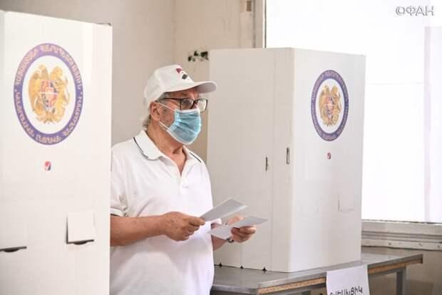 все, что нужно знать о выборах в Армении