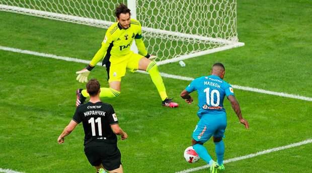 «Локомотив» вкатывается в чемпионат. Железнодорожники проиграли «Зениту» в матче за Суперкубок 0:3 и готовятся к старту РПЛ