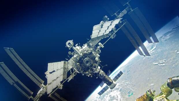 В Роскосмосе исключили возможность столкновения космического мусора с МКС