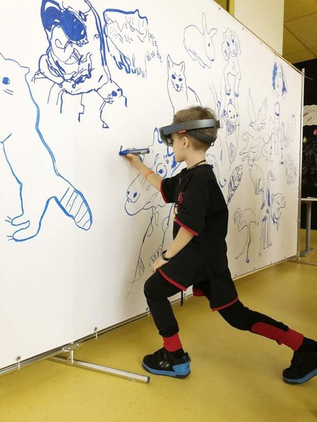 Лекция о дополненной реальности пройдёт в Ижевске в рамках фестиваля уличных искусств