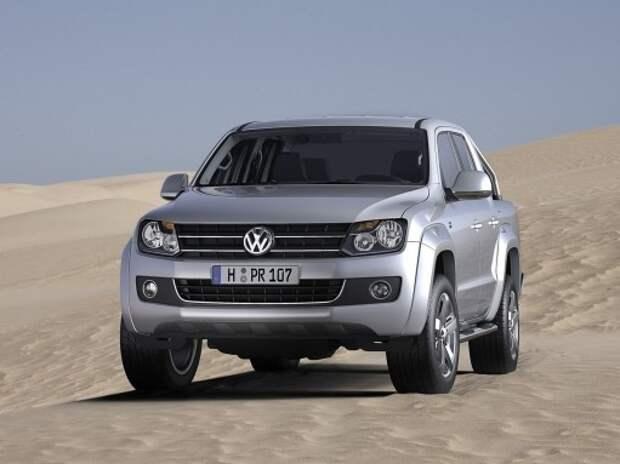 Volkswagen может выпустить пикап для Северной Америки
