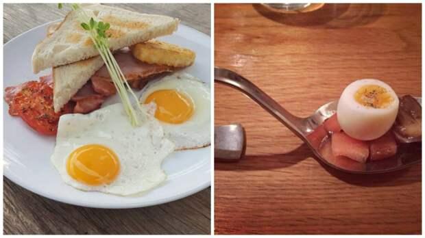 25 фотографий, которые показывают разницу между хипстерскими и обычными ресторанами