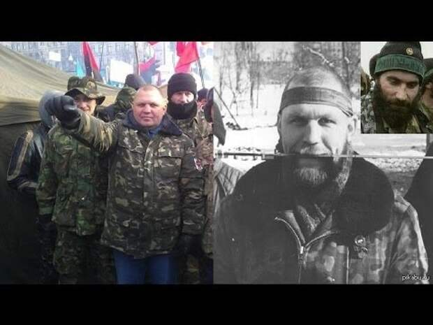 Статья Владимира Ивановича Музычко - двоюродного брата Александра Музычко (Сашко Билого), известного бандеровца.