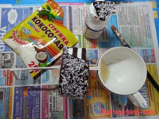 tortik kokos