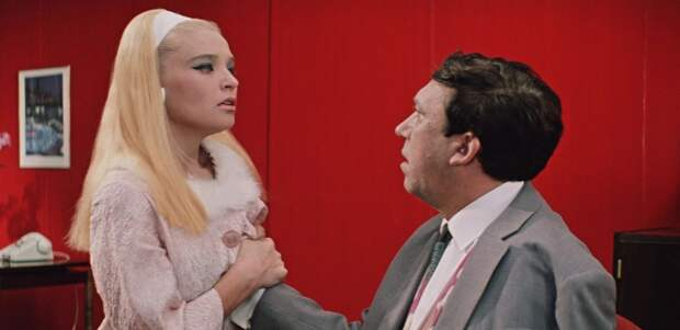 10 памятных эротических сцен из советского кино (11 фото) кино, фильм