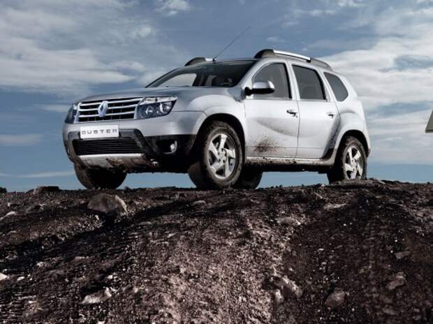 Renault снизила цены на Duster