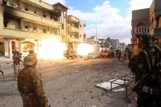 СМИ узнали о гибели российских наемников в Ливии