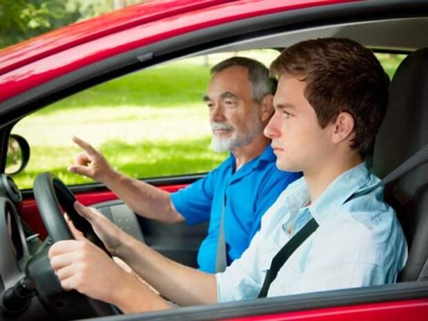 Опрос ЗР: готовы ли 16-летние управлять автомобилем