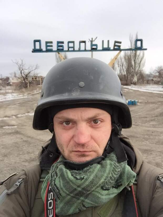 Военкор Александр Коц: Для меня эта война стала личной