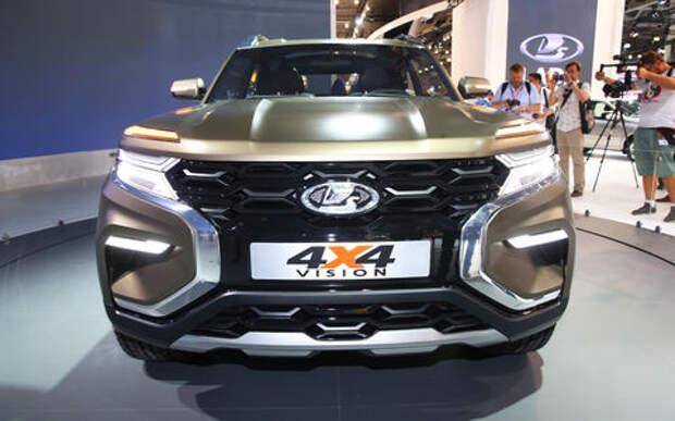 Немцы рассуждают о новом поколении Лады 4x4 - есть ли у модели шансы в Европе?