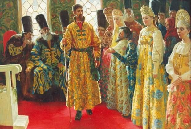 Брачные традиции на Руси: Как пройти суровый кастинг и выйти замуж за царя