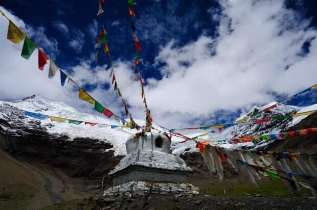 Путешествие в загадочный Тибет
