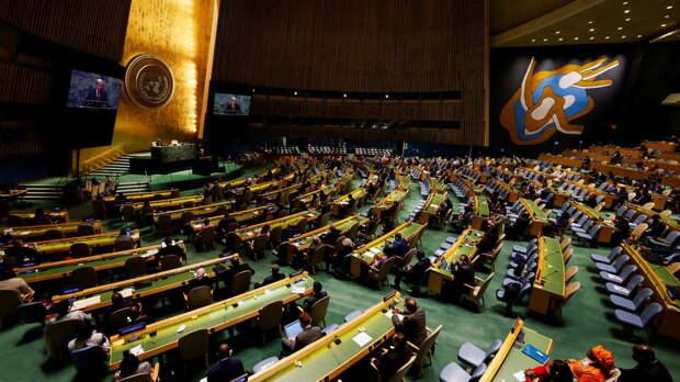 В ООН заявили о максимальном уровне ядерной угрозы в мире за 40 лет