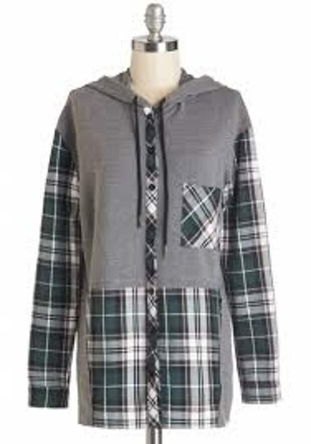 Рубашка & худи