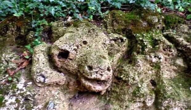 В Болгарии обнаружились вырезанные в камне животные