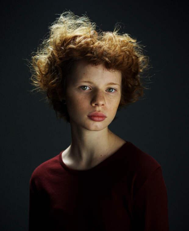 Безумно хороши и максимально естественны: потрясающие портреты девушек