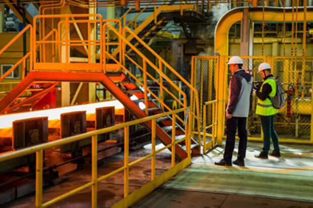 НЛМК в 2020 году увеличил производство стали на 1%