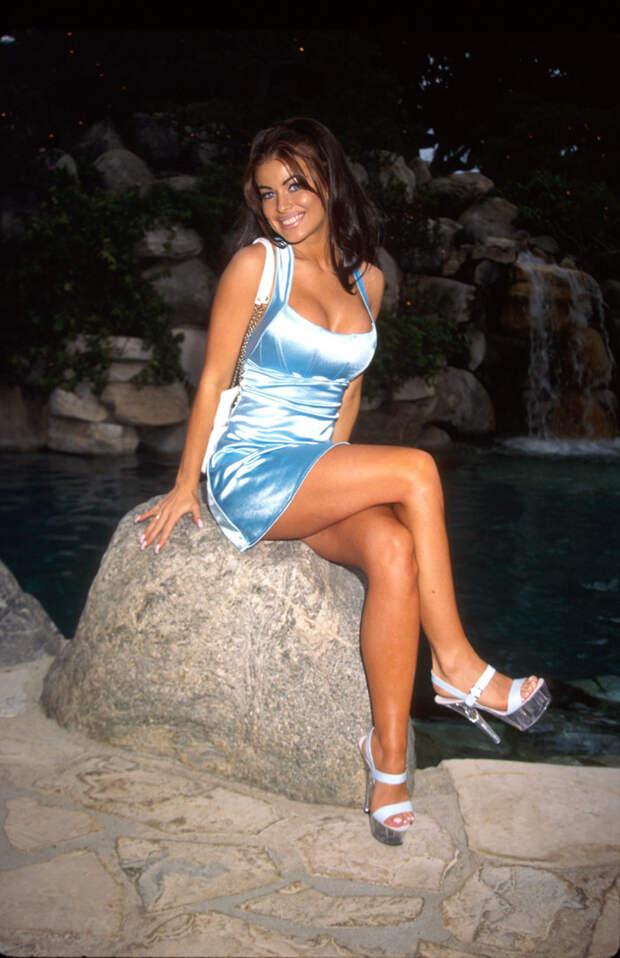 Кармен Электра (Carmen Electra) в фотосессии Мирека Товски (Mirek Towski) (1996), фото 2