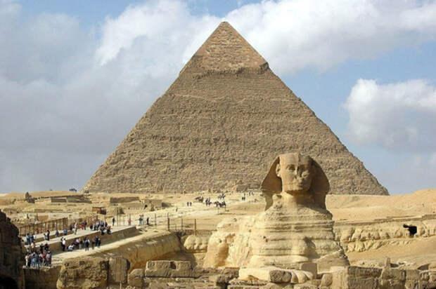 Пришельцы забирают обратно сокровища после постройки древних сооружений