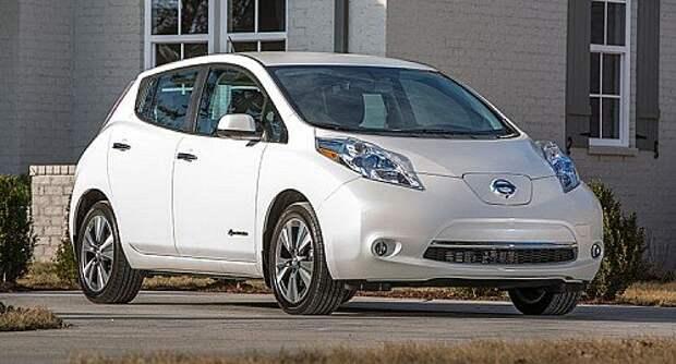 Nissan Leaf станет родоначальником большого «электросемейства»