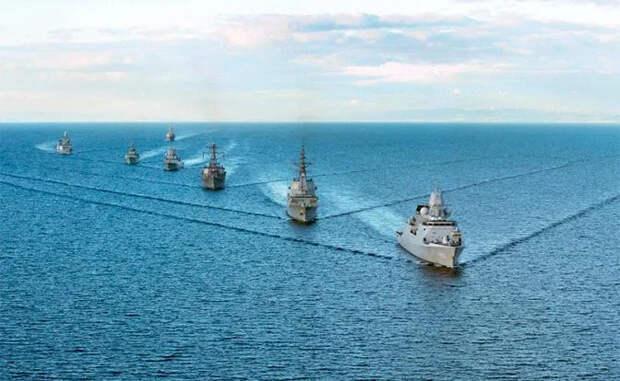 Как Америка хочет потеснить Россию в Арктике