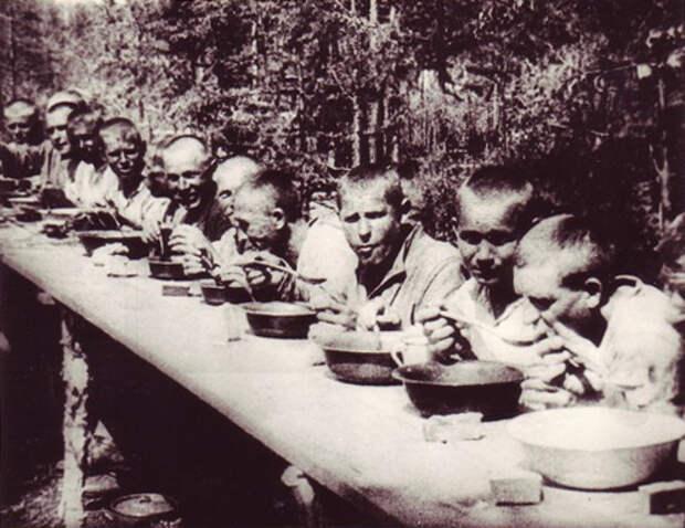 1. Концентрационные лагеря vs. ГУЛаг. 2. Начальники лагерей ГУЛАГа...говорящие на идиш