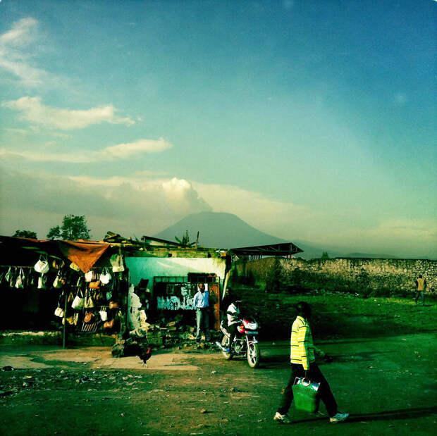 2 года жизни в демократической республике Конго