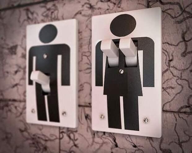 Гендерные выключатели
