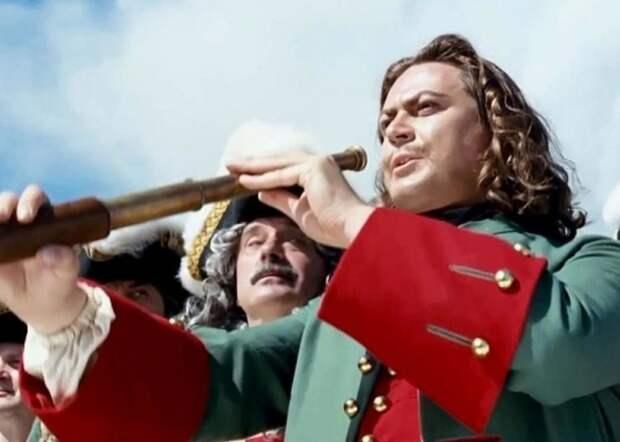 Что сделал Петр I со шведским генералом, убившим всех русских пленных