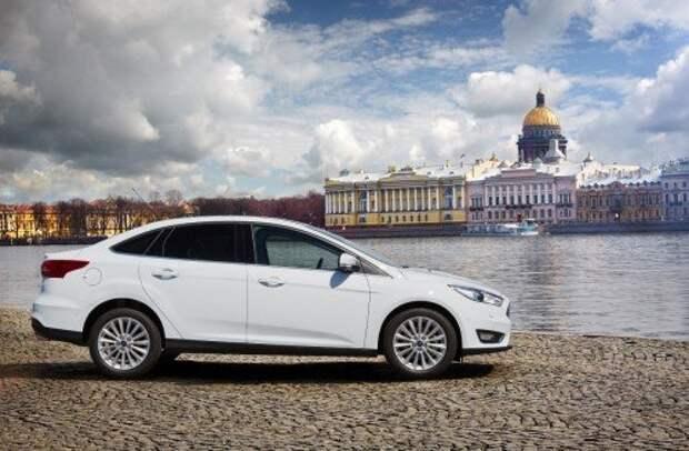 Стали известны цены на обновленный Ford Focus