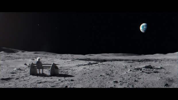 Безумно трогательная реклама о человеке на Луне