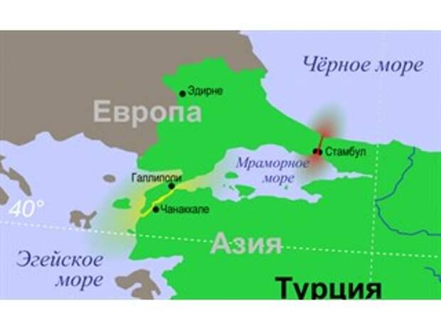 Канал «Стамбул» и выход Турции из конвенции Монтрё — реальные риски для России?