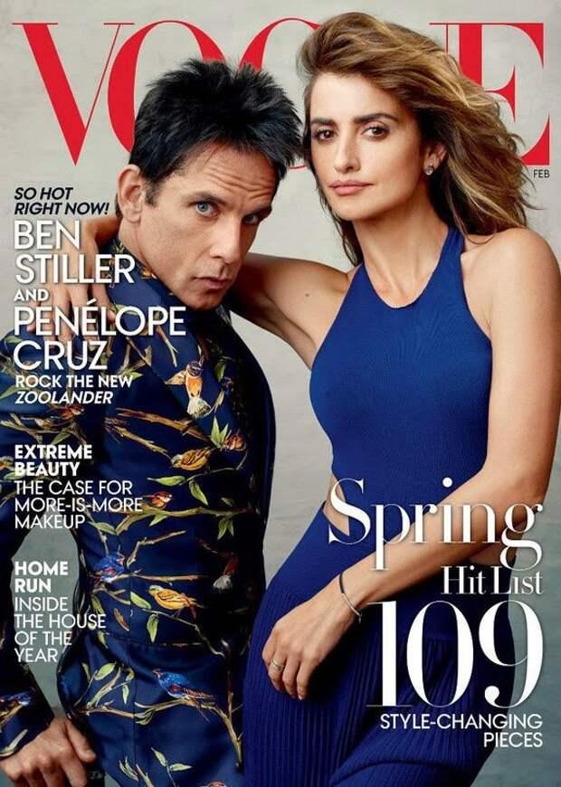 Vogue US February 2016