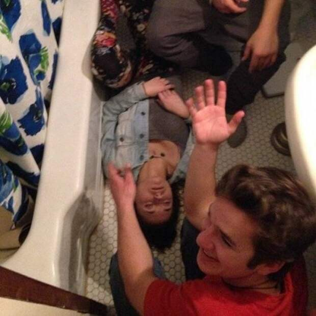 Пьяные и смешные (31 фото)