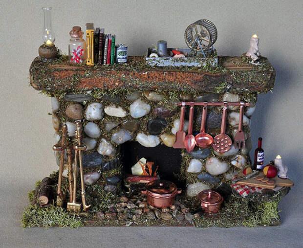 Уютный дом для «добываек»: принимаем крохотных гостей