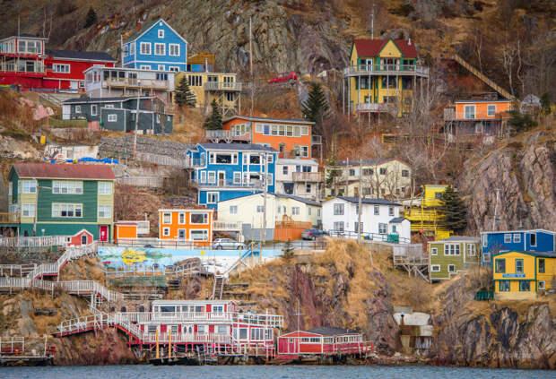 Насыщение цветом: 30 самых живописных городов мира