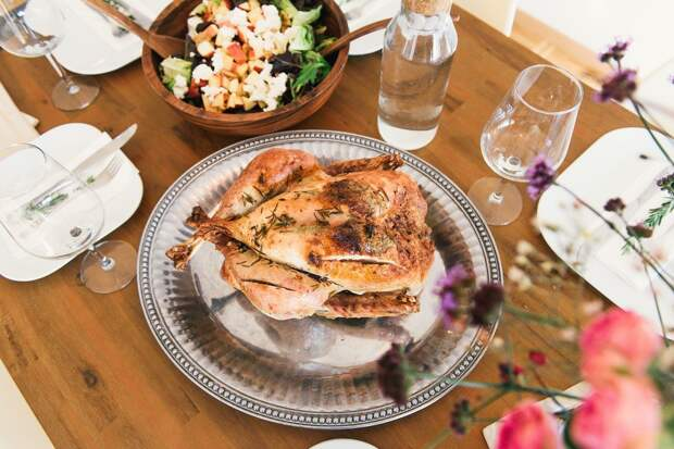 Раскрыт секрет приготовления сочной и румяной курицы
