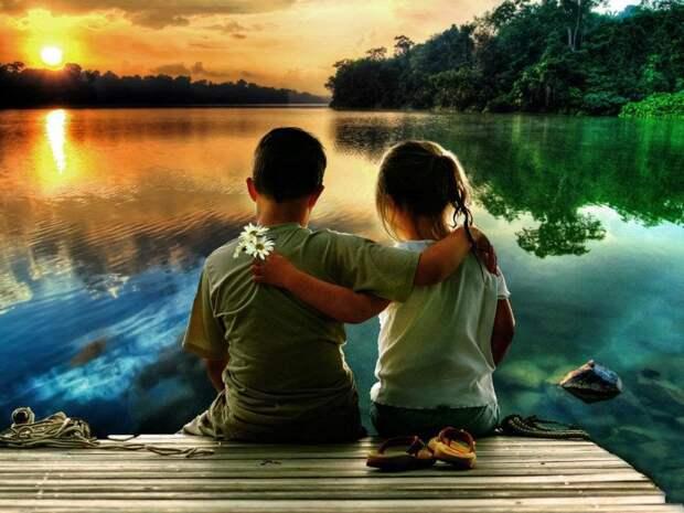 НАСТРОЙ ДНЯ. Давай спасать друг друга добротой...