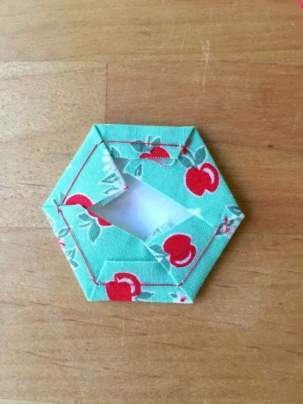 как делать шестигранник