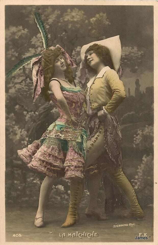 Что танцевали в России в XIX–XX веках
