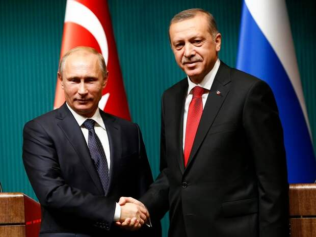 Эрдоган считает себя и Путина наиболее опытными политиками в ГА ООН