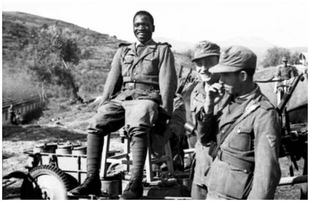 Ближневосточные союзники Рейха