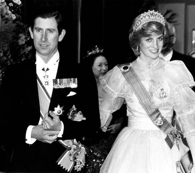 Принцесса Диана, 1982