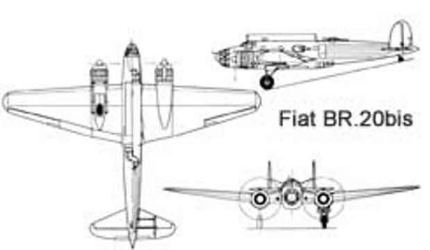 Бомбардировщик Италии